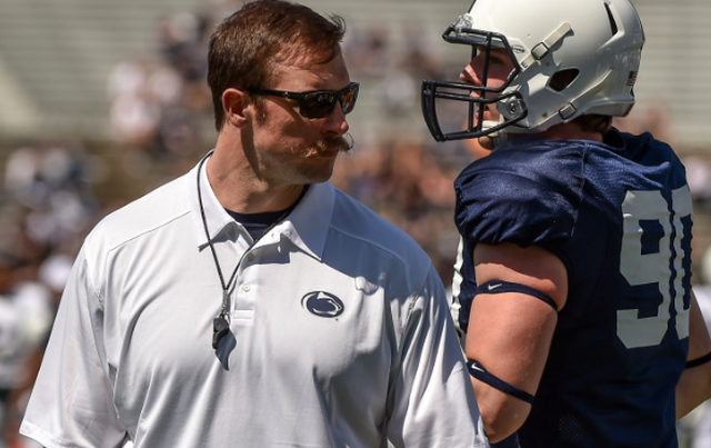 Penn State Football: Losey Brings Home Strength And Conditioning Honors
